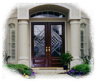 entry doors-Texas Wholesale Doors-mahogany doors-beveled glass ...